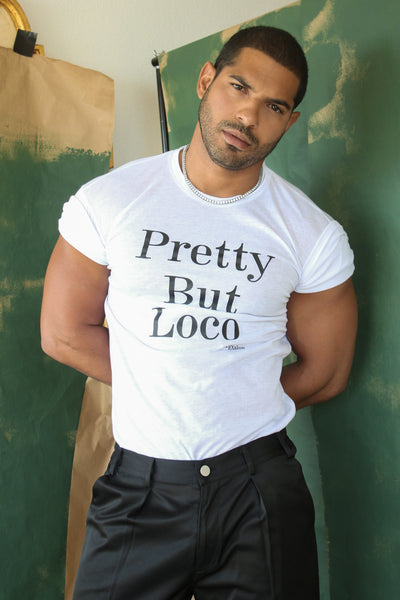 Pretty But Loco Premium Tee 01