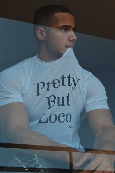 Pretty But Loco Premium Tee