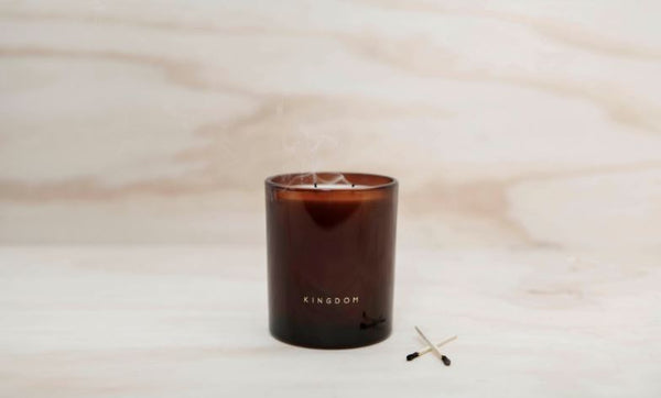 Kingdom Candle - Lychee and Black Orchid