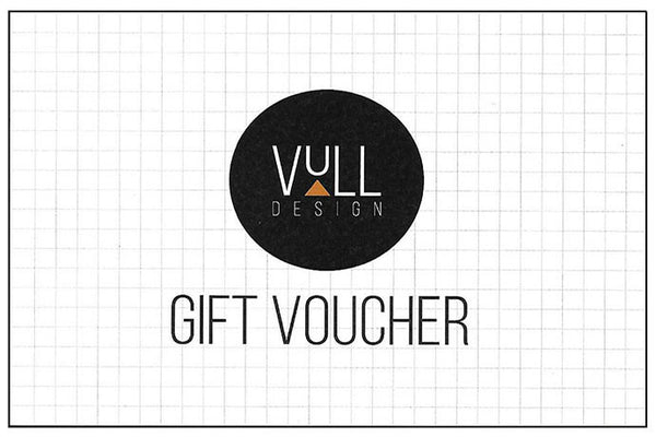 Vull Design - Gift Voucher