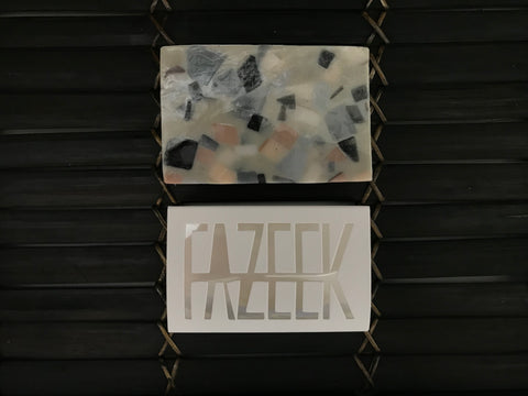 Fazeek Absolute Terrazzo Soap - Green Tea