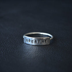 Love Winter 'Breathe' Ring