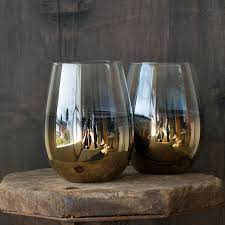 Gold Wine Glass Tumbler