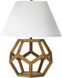 Lauren, Ralph Lauren Dustin Dodecahedron Table Lamp ...