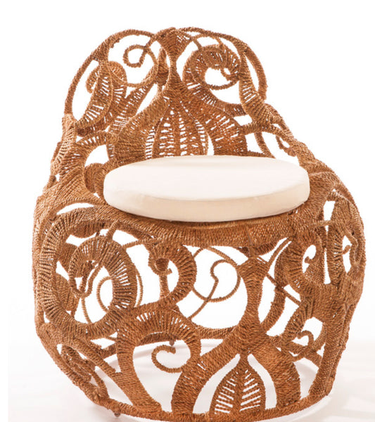 Rope Lace Chair