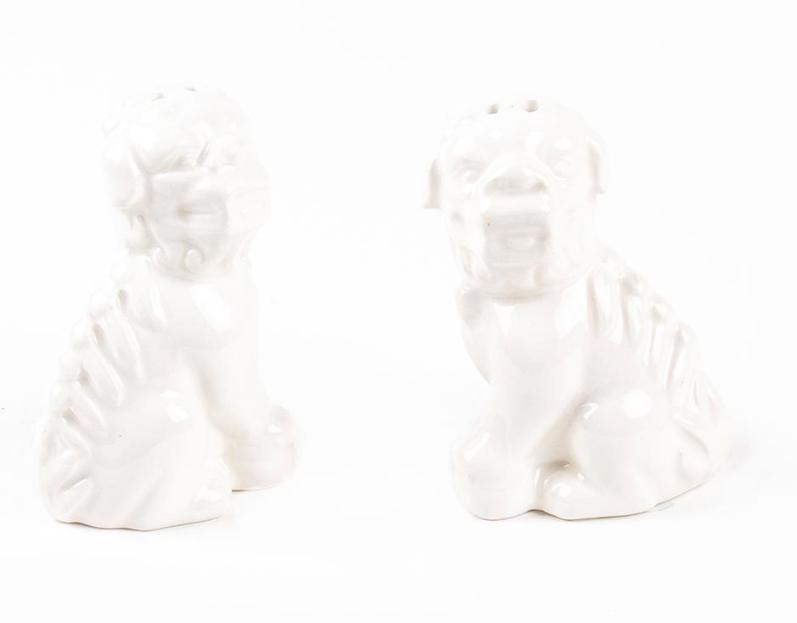 Foo Dog Salt & Pepper Shaker