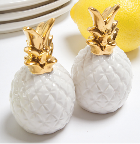 Pineapple Salt and Pepper Shaker