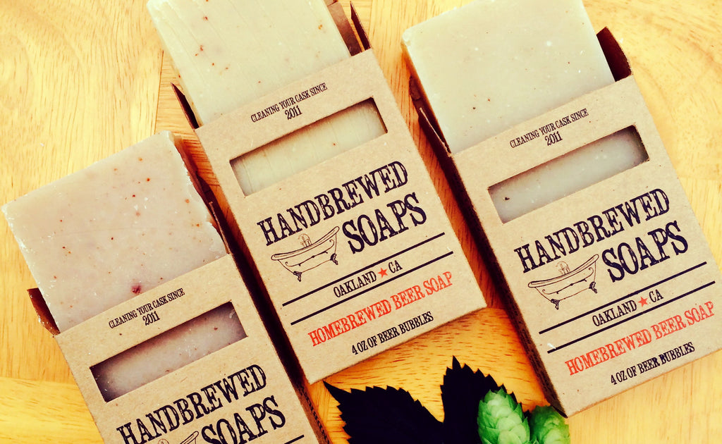Three Top Questions People Have About Beer Soap
