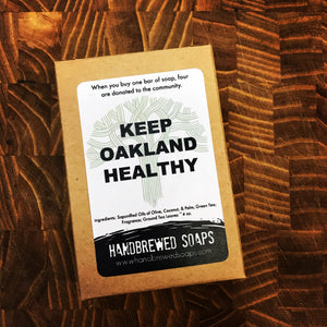 Raising Money to Keep Oakland Healthy