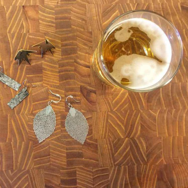 Can Beer Really Polish Jewelry? Beer Buster's Edition