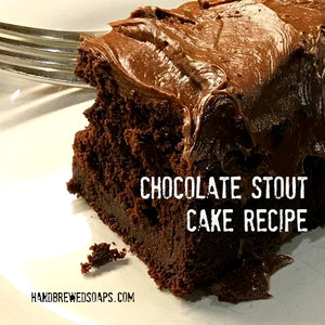 Chocolate Stout Beer Cake Recipe