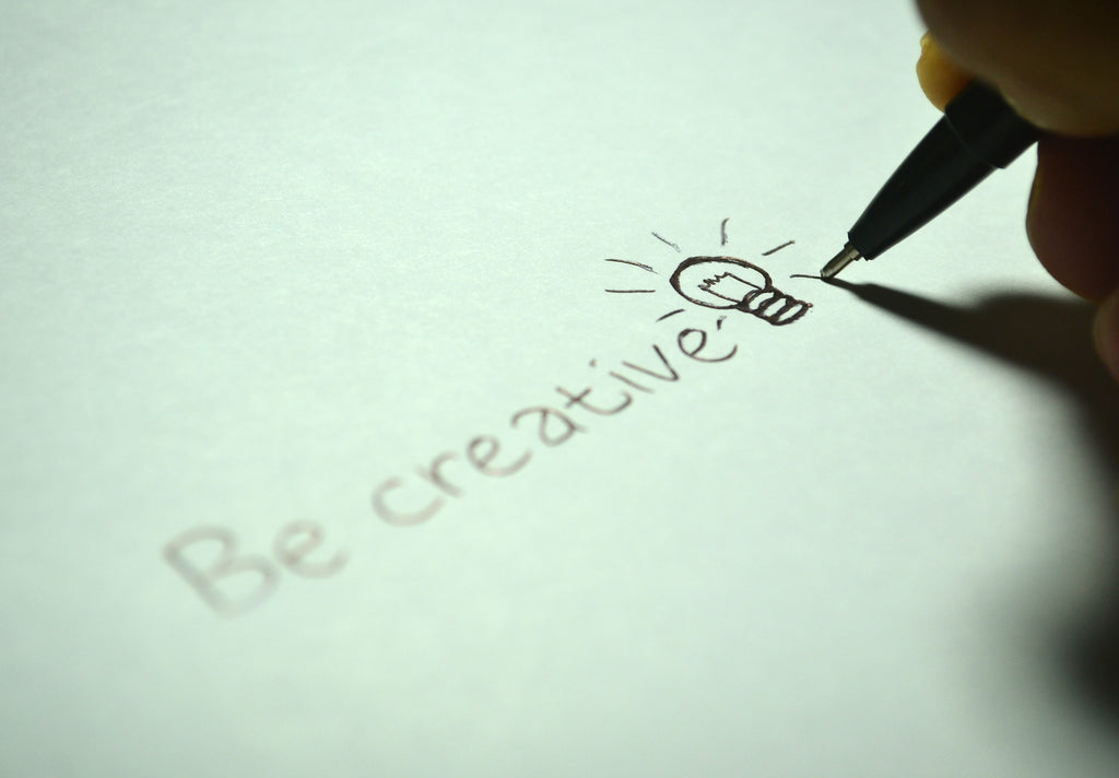 How to Overcome the Mentality That You Are Not Creative
