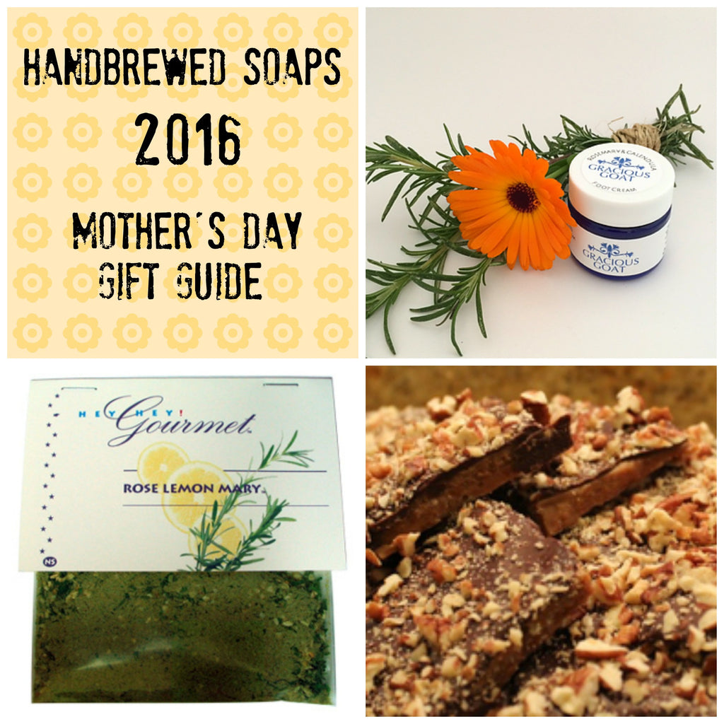 Last Minute Mother's Day Gift Guide 2016