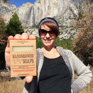 Behind the Name of Handbrewed Soaps