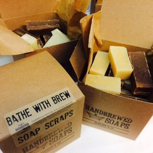 The Best Deals at Handbrewed Soaps: The Soap Scrap Box and the Perfectly Imperfect Soap