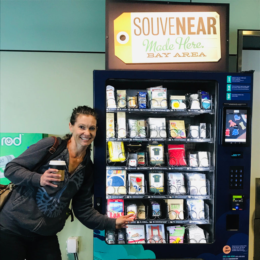 We Are In The Machine- Our Partnership With Souvenear