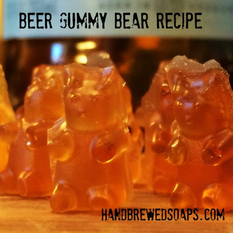 Beer Gummy Bear Recipe