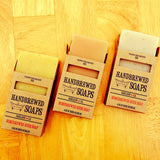 Summer Ale Lover Homebrewed Beer Soap Collection