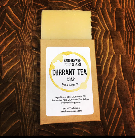 Currant Tea Soap
