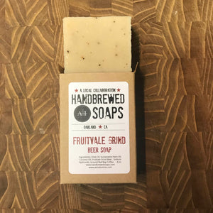 Ale Industries Fruitvale Grind Beer Soap