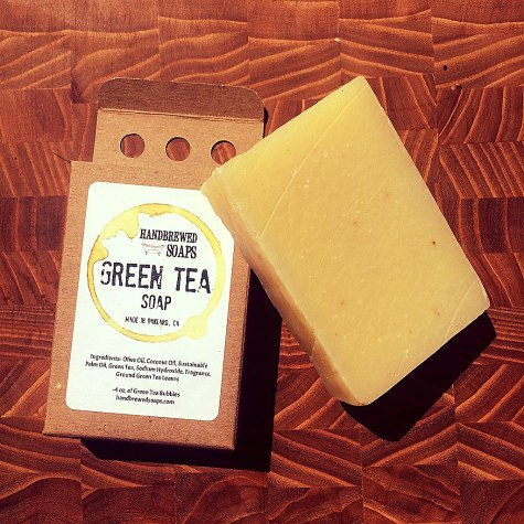 Green Tea Soap