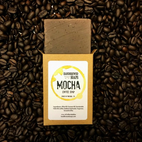 Mocha Coffee Soap