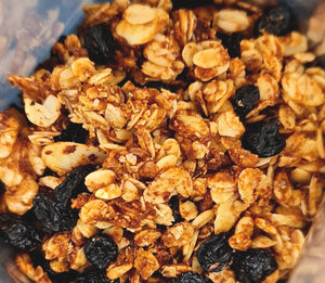 Nuts & Berries Lactation Granola