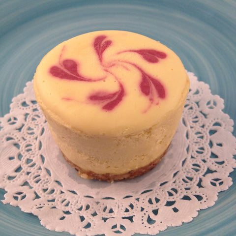 Organic Vegan Passion Fruit/Mango 'Cheesecake'