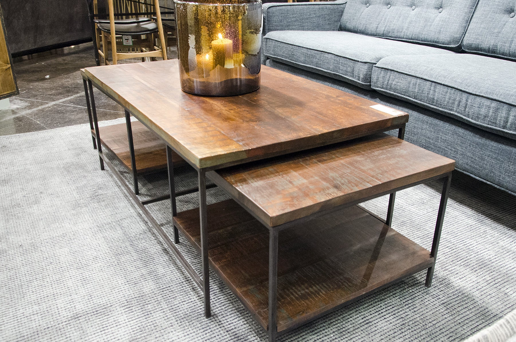 Douglas Coffee Table by Dovetail at Solid Austin Solid Austin TX