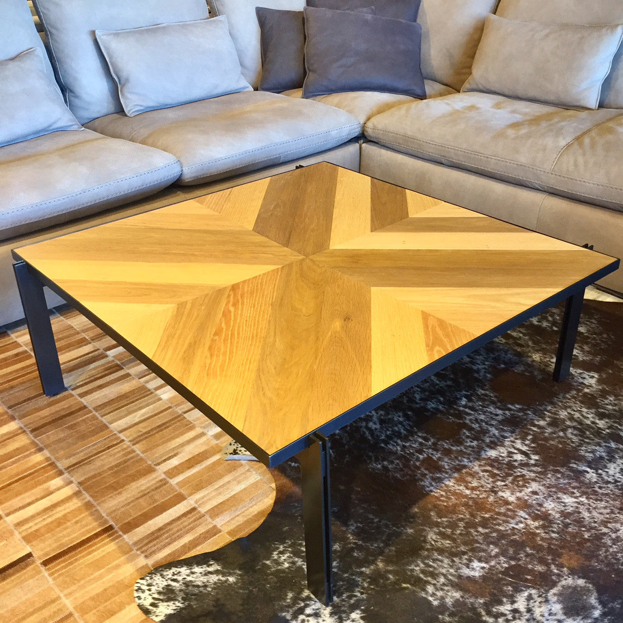 Drake Coffee Table