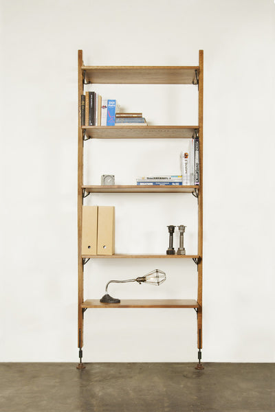 Theo Wall Unit with Shelves