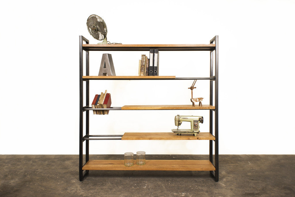 Rail Shelving Unit
