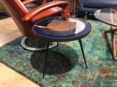 Bull's Eye Side Table