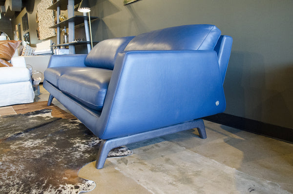 Nash Sofa By American Leather For Solid Austin Solid