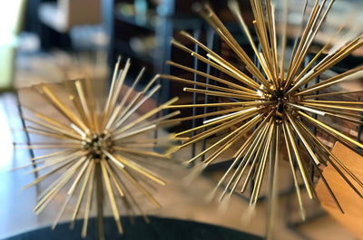 Spiked Sculpture