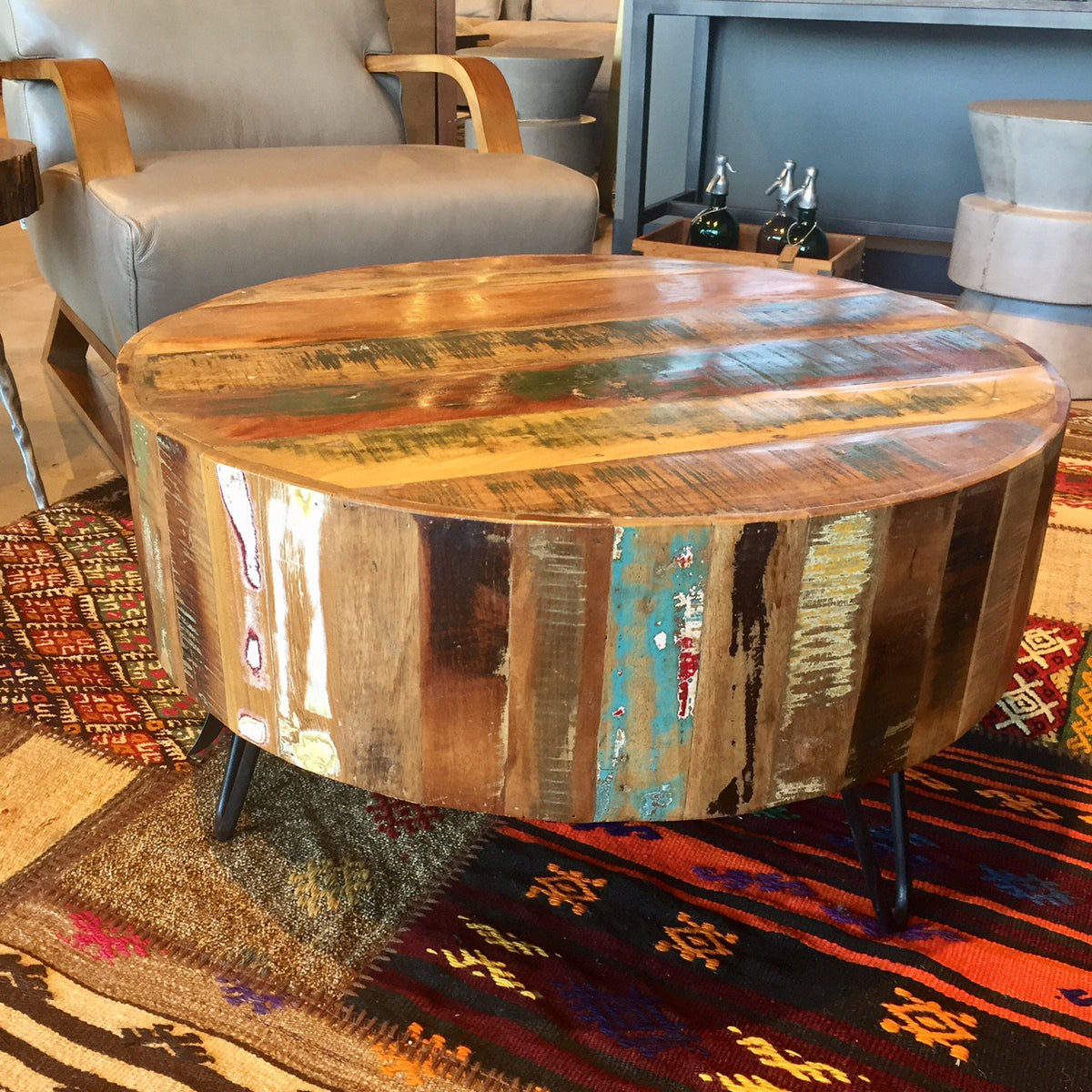Rimmer Reclaimed Wood Coffee Table