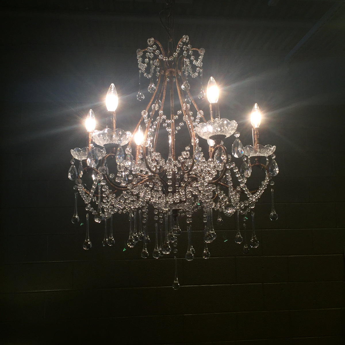 Toulouse Chandelier
