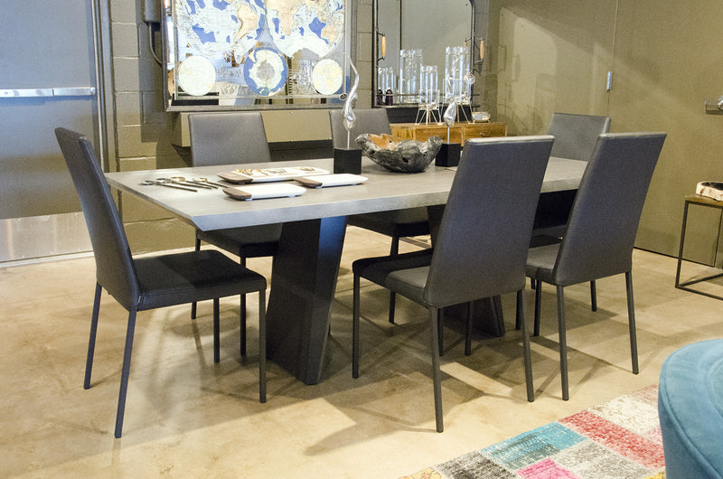 Timeless Oak Dining Table By Trica Furniture At Solid