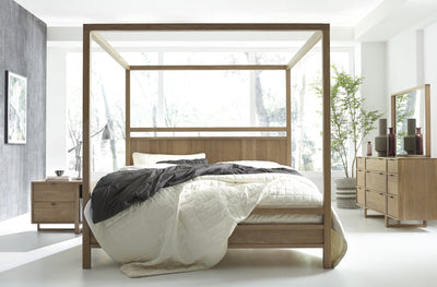 Fulton Poster Canopy Bed