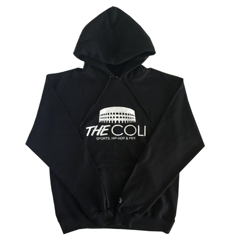Coli Signature Hoodie | Black/White