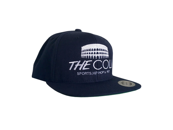 Coli Snapback | Navy Blue