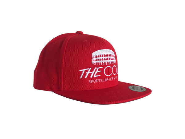 Coli Snapback | Red