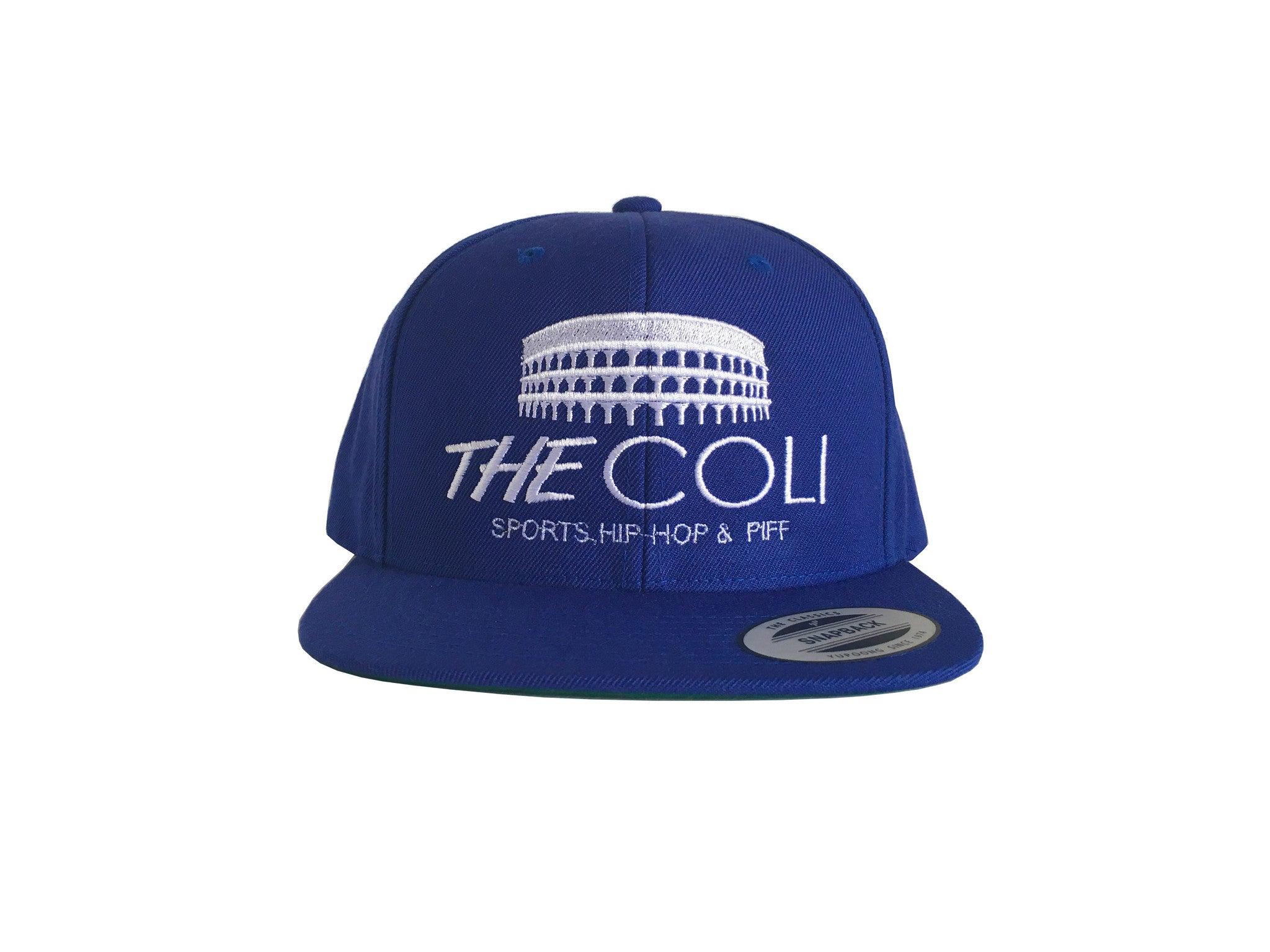 Coli Snapback | Royal Blue