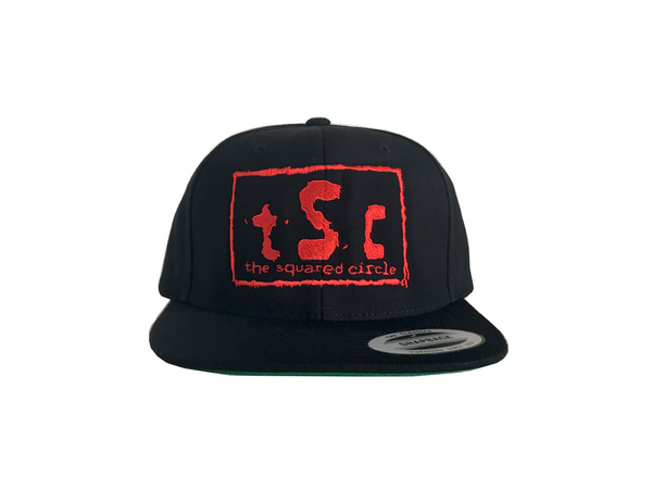 TSC Snapback | Black/Red
