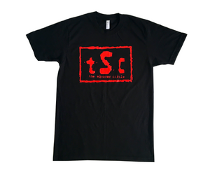 TSC T-Shirt | Black/Red