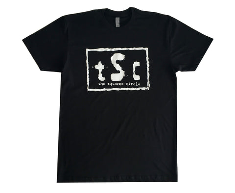 TSC T-Shirt | Black/White