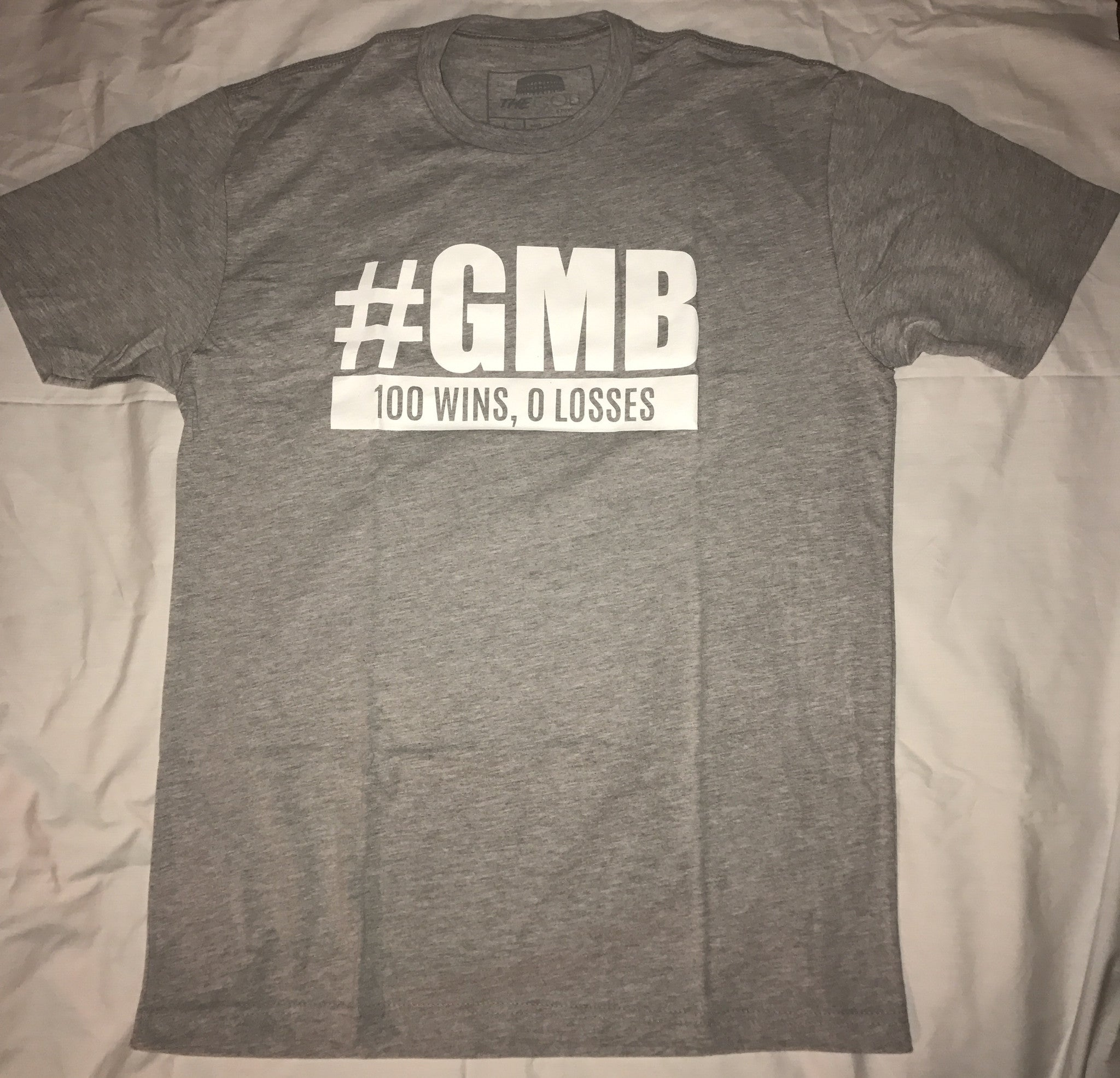 #GMB T-Shirt | Grey