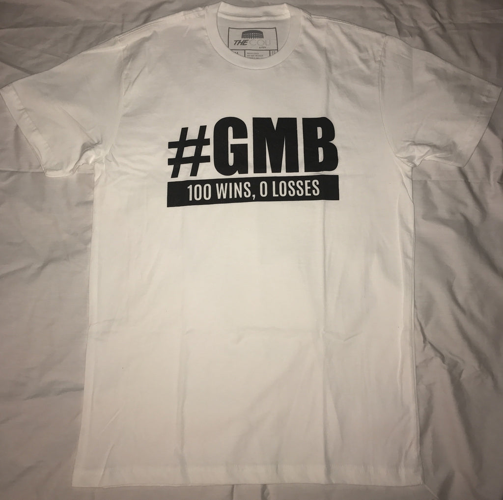 #GMB T-Shirt | White