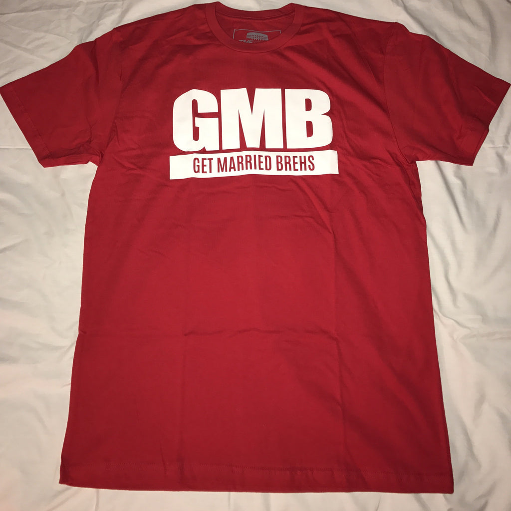 GMB T-Shirt | Red