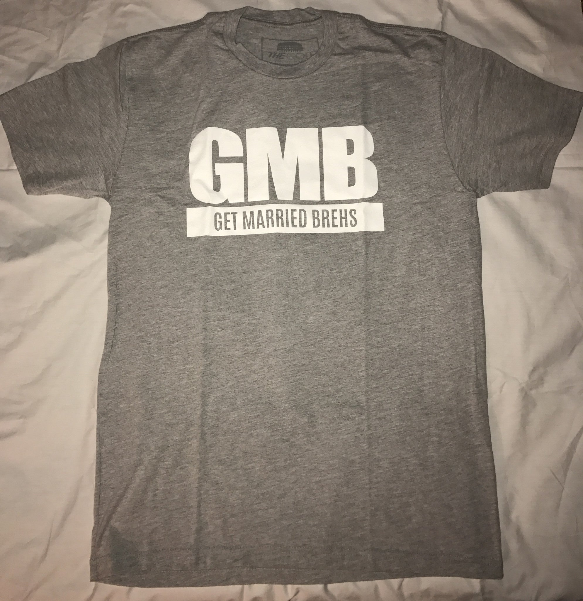 GMB T-Shirt | Grey